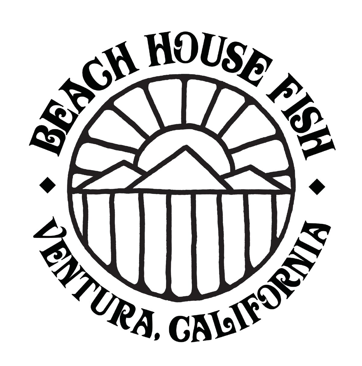 Beach House Fish
